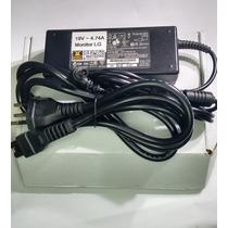 Fonte ( Reforçada ) P/ Monitor Lg Dm2752d C/ 19 V ~ 4.75a