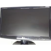 Monitor Lcd 20 Polegas Lg Modelo W2043s