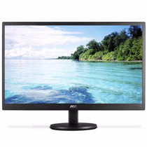 Monitor Aoc Lcd Led E970swnl 18,5 Widescreen (painel Led)