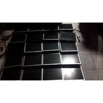 30 Monitores P166 Com Tela Quebrada Mais Funciona As Placas