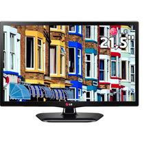 Tv Monitor Led Lg 22 , Fullhd, Usb, 22mt45d Mania Virtual