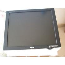 Monitor Lg Flatron L1740b 17 Polegadas Lcd -defeito