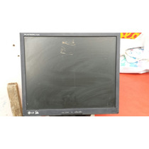 Monitor Lcd Lg Flaton 17 Polegadas Usado