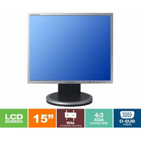 20 Monitores Lcd 15 Samsung 540n - 15 Polegadas Em 12x