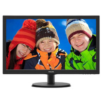Monitor Led 23 Full Hd Widescreen Hdmi Philips