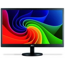 Monitor 23,6 Led Aoc - Wva - Full Hd M2470swd Mania Virtual