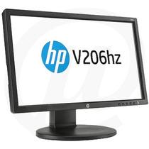 Monitor 20 Lcd High Definition Hp V206hz F0u57aa#ac4-bdl