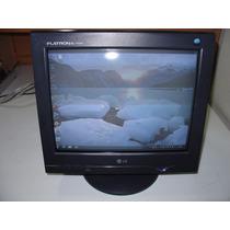Monitor Lg Flatron Ez T730sh 17 Funcionando Perfeitamente