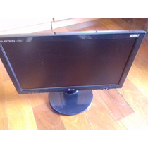 Monitor Lcd Lg - Flatron - 17 Polegadas - L177ws - Promoção
