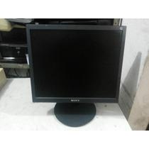 Monitor De Lcd Sony 19 Polegadas Sdm 594 Pequeno Defeito