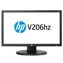 Monitor Lcd Led Hp V206hz 20 Widescreen Entrada Dvi