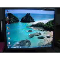 Monitor Positivo Modelo P017t 107s 17 Cód. Mon 088
