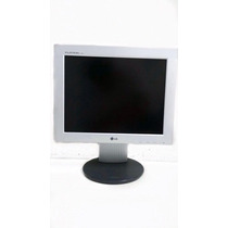 Lote Monitor Lg 15 Flatron L1530s-15 Unidades