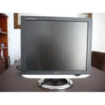 Monitor Lg Flatron L1740pq Lcd 17