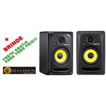 Monitor Audio Referencia Ativo Krk Rokit Rp-5 Par 110v