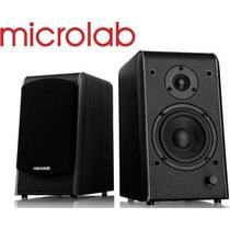 Microlab Caixa De Som Speaker 2.0, 48w Rms - B-77 #sp.retira