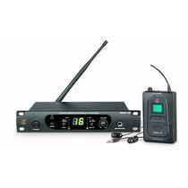 Retorno / Monitor Com Transmissor Sem Fio Staner Com 1 Ki...