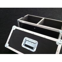 Road Case Duplo Para Monitores Yamaha Hs50