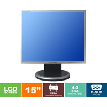 Monitor Lcd 15 Samsung 540n - 15 Polegadas - Frete Gratis