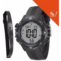 Relógio Monitor Cardiaco Speedo Stamina - 58009g0evnp1