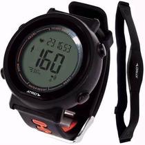 Relógio Monitor Cardíaco Medidor Esporte Corrida