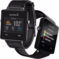 Relógio Smartwatch + Gps Vivoactive Garmin Corrida Natação