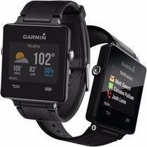 Relógio Smartwatch Inteligente + Gps Vivo Active Garmin Novo
