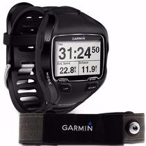 Relógio Garmin Forerunner 910xt C/ Gps Para Corrida Natação