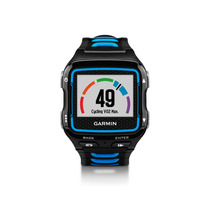Relógio Gps Garmin Forerunner 920xt - Preto E Azul - Zero Km