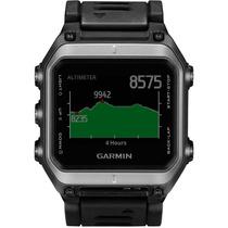 Garmin Epix Relógio Com Gps/glonass Preto Com Memória 8gb