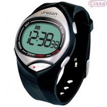 Relógio Oregon Se122 Monitor Cardíaco + Cinta Frete Grátis