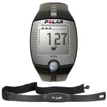 Relogio Monitor Cardiaco Polar Ft1 Preto Revenda Autorizada