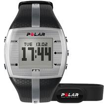 Relógio Monitor Cardíaco Polar Ft7 + Cinta H1