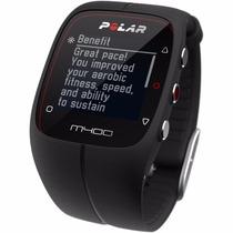 Relógio Polar Cardiaco Com Gps E Bluetooth - M400 +hr Cinta