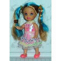 Boneca Mini Bonequinha Importada Linda (br)