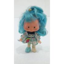 Boneca Moranguinho Estrela - Uvinha - Anos 80