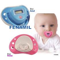 Termômetro Digital Tipo Chupeta Infantil Pronta Entrega