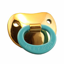 Billy Bob Bling Bling Gold Plated Luxo Bico Ortod. Silicone