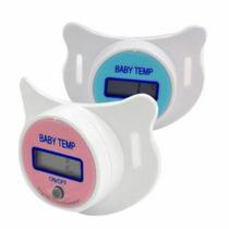Frete Grátis - Chupeta Termômetro Digital Infantil
