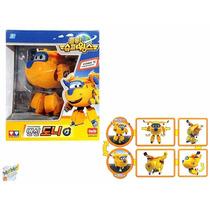Super Wings Amarelo Donnie Comprado Nos Eua- Produto Koreano