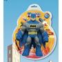 Mordedor Super Herois Super Man Flash E Batman Para Escolher