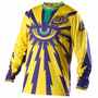 Camisa Troy Lee Cyclops Yellow