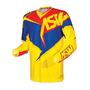 Camisa Asw Image Reedem 15 Vermelho/amarelo P(s) Rs1