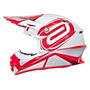 Capacete Asw Concept Vermelho - Tamanho M (57-58cm)