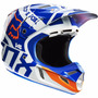 Capacete Fox V4 Intake Motocross Trilha A Sw - Size Pequeno