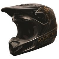 Capacete Trilha Fox V4 Rockstar Size G (59-60cm) Ñ Asw Ls2