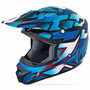 Capacete Fly Kinetic Blocks Out Size M (57-58cm) Trilha