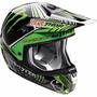 Capacete Thor Verge Pro Circuit - 2015 Motocross Trilha