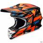 Capacete Shoei Vfx-w Maelstrom 2015 Top Motocross / Enduro