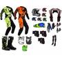 Kit Equipamentos Completo Ims Top Motocross Trilha Enduro